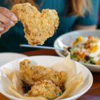 Tuscan Fried Chicken (3pcs)